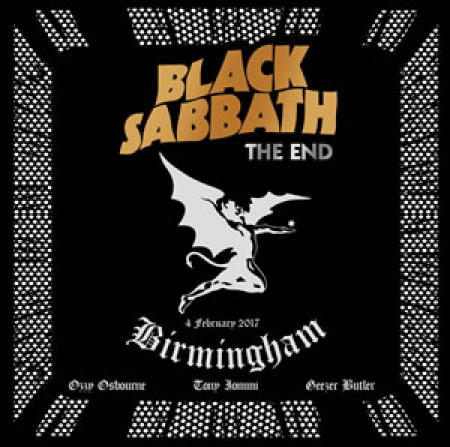 BLACK SABBATH - The end (Live in Birmingham)