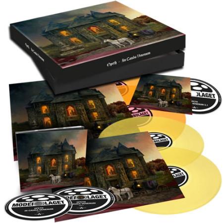 In cauda venenum (Vinyl Box)