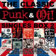 The Classic Punk & Oi! Singles Box Vol. 2