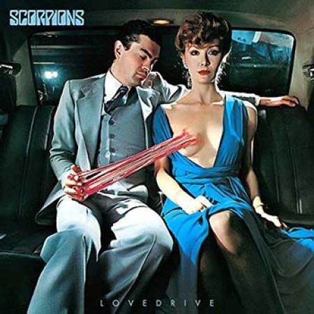 SCORPIONS - Lovedrive
