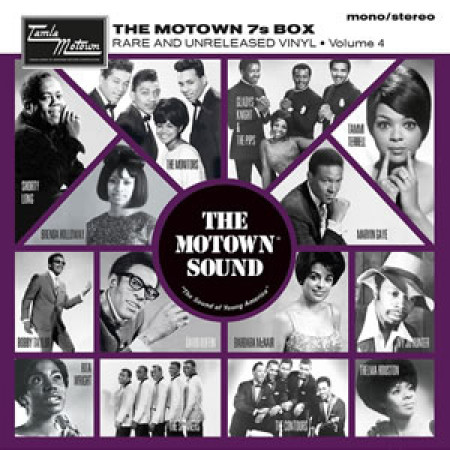 The Motown 7's Vinyl Box Vol. 4