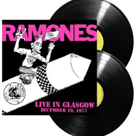 Live In Glasgow December 19, 1977