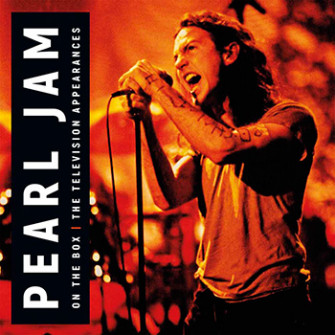 PEARL JAM - On the box