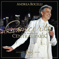 One Night In Central Park (10th Anniversary)