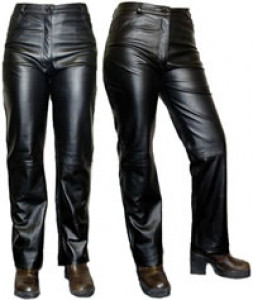 Jeans | Calças (Leather)