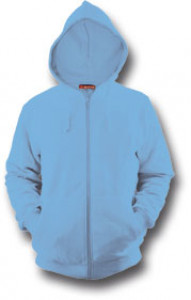 Zip Jacket - No Print | Plain
