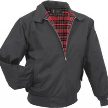 Jacket - Harrington Style