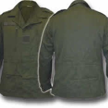 Jacket - Military Style
