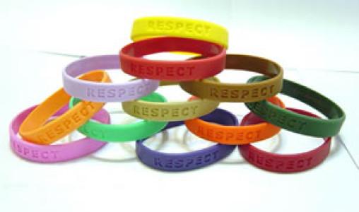 Wristbands (Rubber)