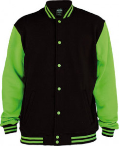 Jacket - Baseball Style
