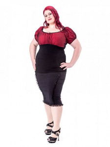 Plus Size (Girlie)