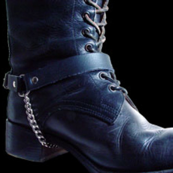 Bootstraps & Shinpads