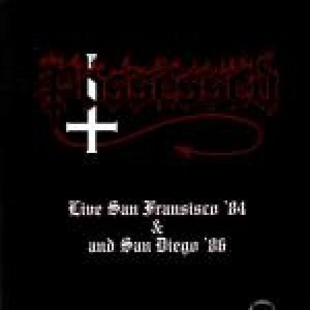 Live in San Francisco 84 + San Diego 86